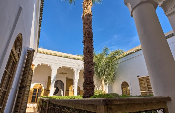 Gorgeous boutique-riad for sale  right by Jemaa el Fna square