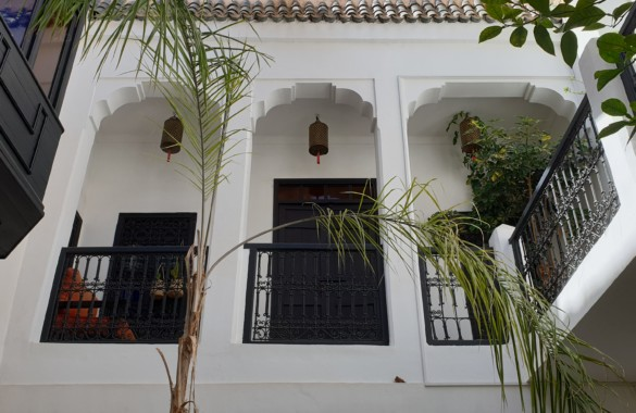 Lovely 4 bedroom Riad for sale in the Medina of Marrakech