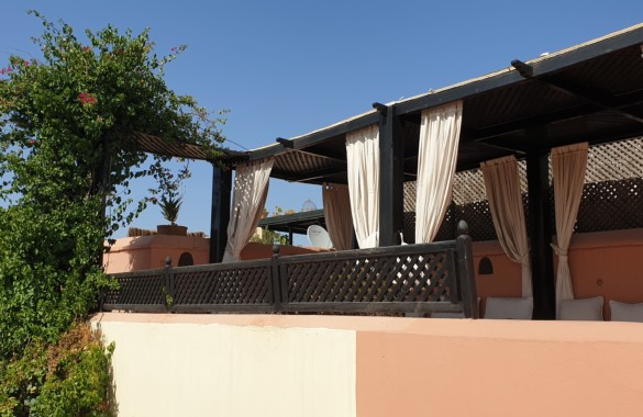 Stand out 5 bedroom Riad for sale in the Medina of Marrakech