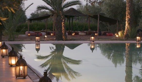 Lovely ecolodge for sale close to Marrakech