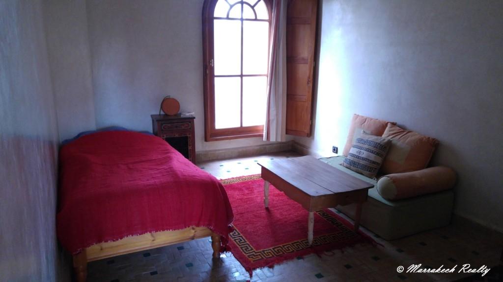 Villa riad de 4 chambres à vendre dans la palmeraie
