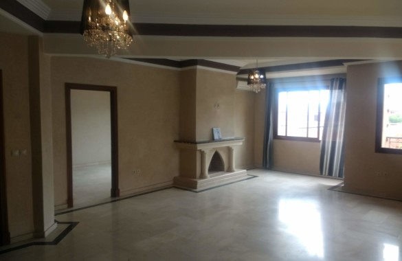 Marrakech office or apartment in guéliz ,nearby the french school