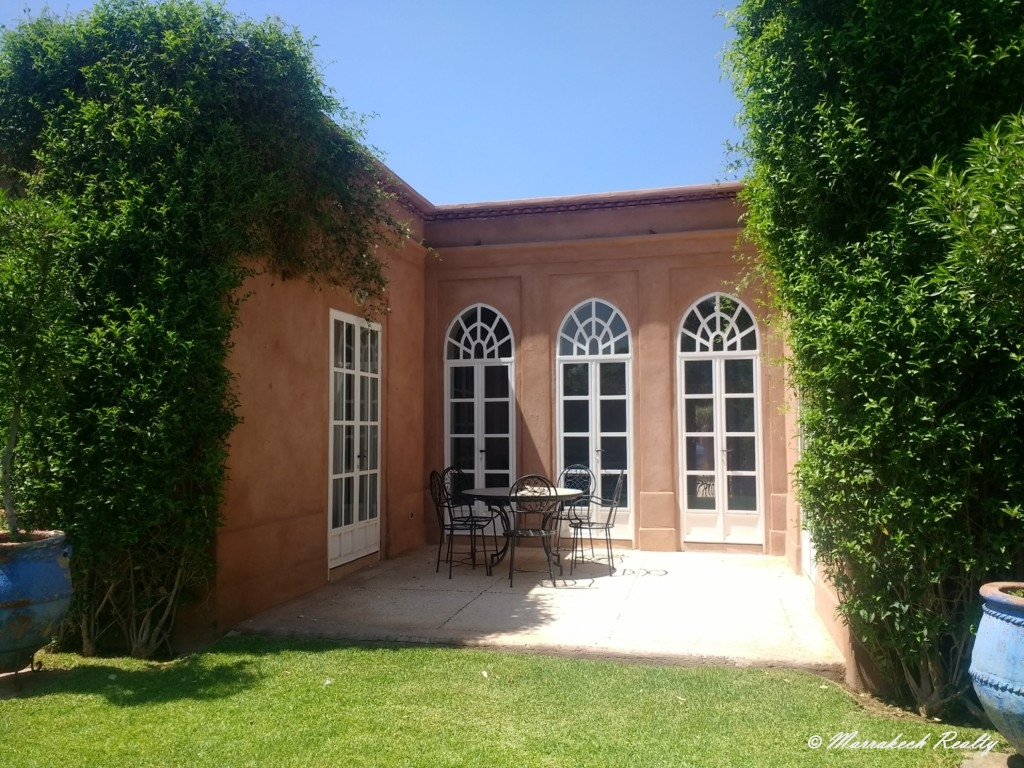 Lovely 3 bedroom villa for sale in a domain close to Marrakech