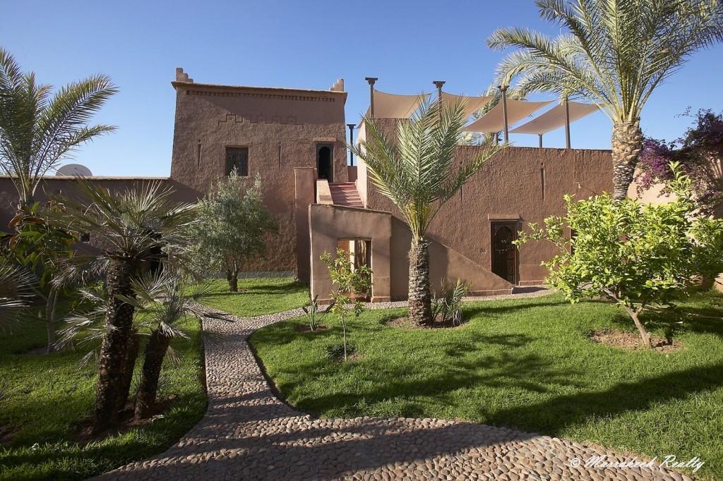Charmant ecolodge à vendre à proximité de Marrakech