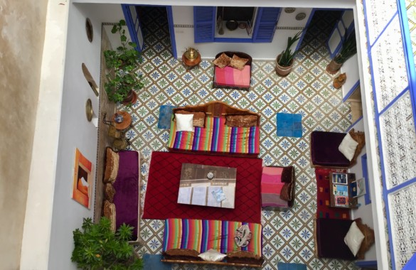 Lovely 7 bedroom Riad for sale in Essaouira
