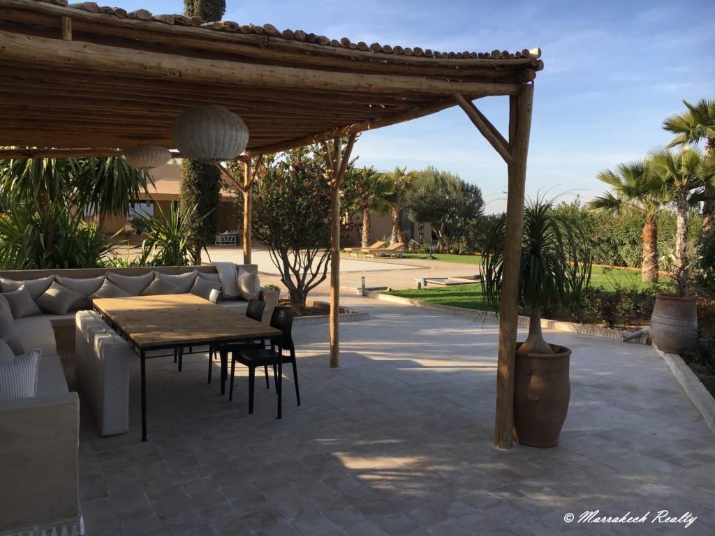 Villa sur 2 hectares