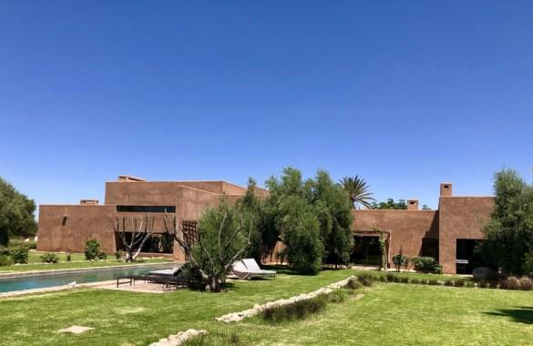 Superbe villa Studio KO à vendre à Marrakech
