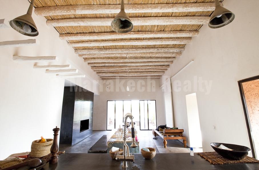 Superbe villa d'architecte à vendre à Marrakech