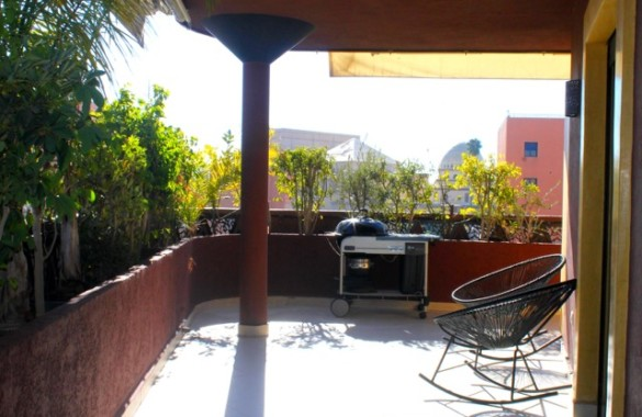 Large 2 bedroom appartment for sale in Marrakech downtown