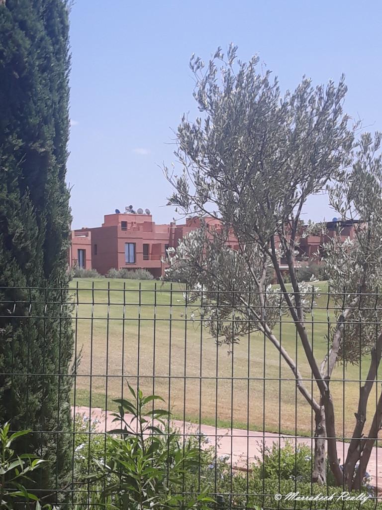 Villa avec vue exceptionnelle sur les montagnes de l'Atlas