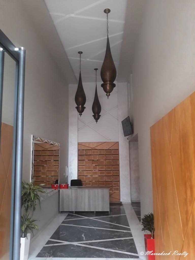 Appartement en plein centre à louer en longue durée