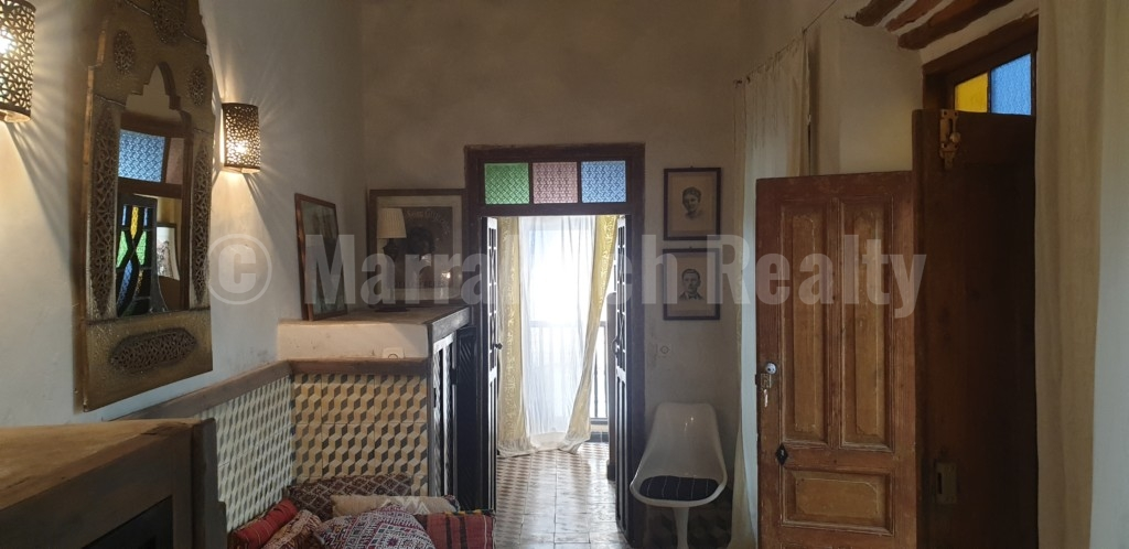 4 bedroom Riad for sale in the heart of the Medina of Essaouira