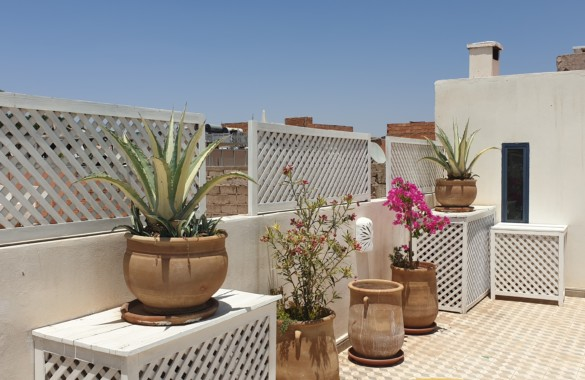 4 bedroom Riad for sale in the Medina of Marrakech