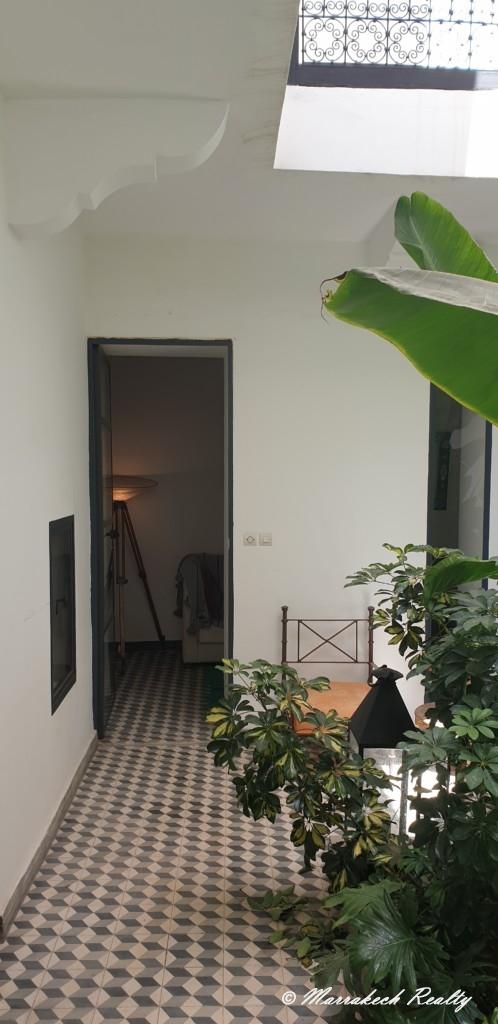 Riad de 4 chambres à vendre en Médina de Marrakech