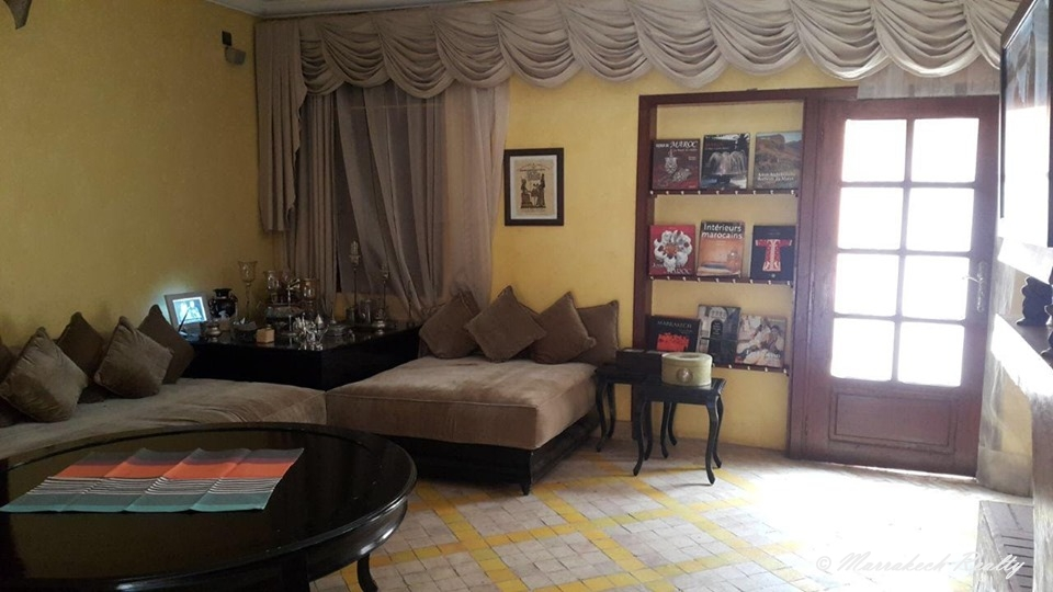 Villa de 3 chambres à louer en longue durée