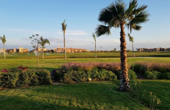 Golf residence apartment for rent long term at Marrakesh