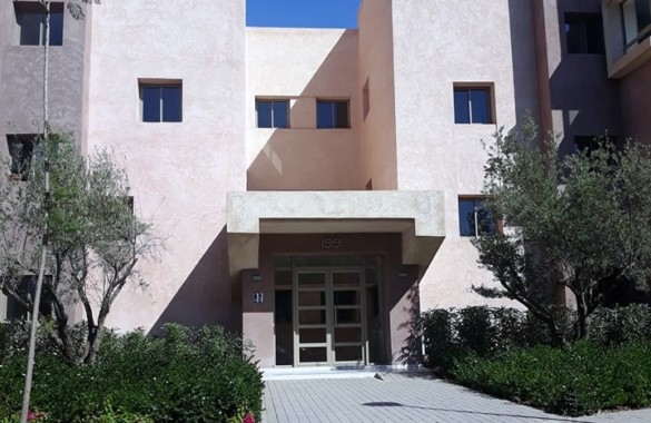 2 bedroom appartment for sale in a gated domain in Marrakech