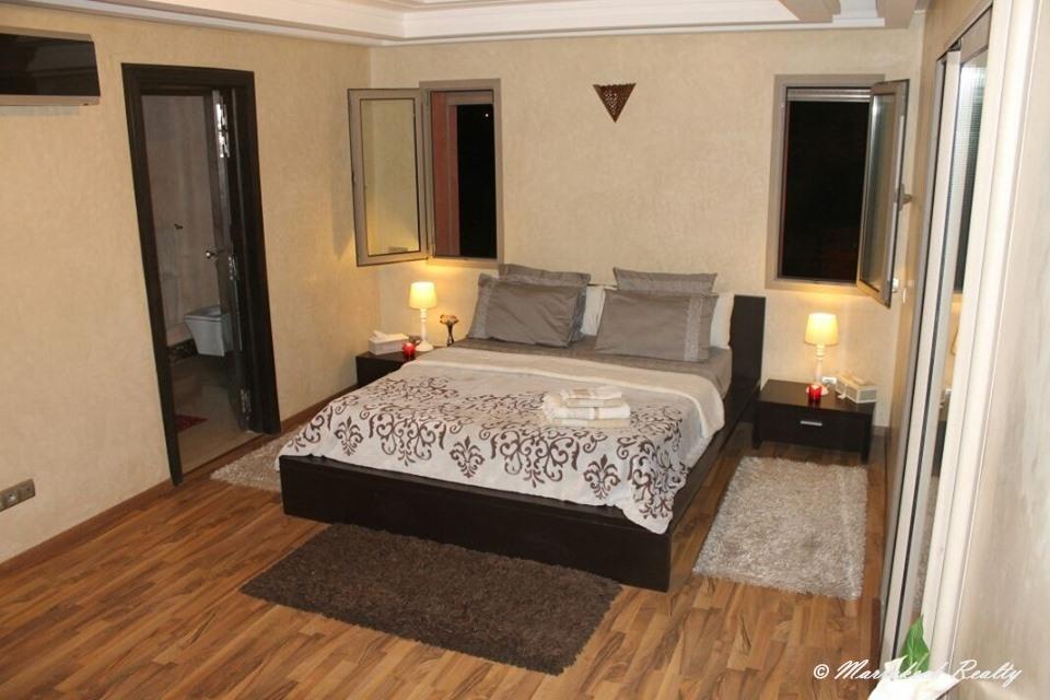 A louer jolie villa de 3 chambres à Targa