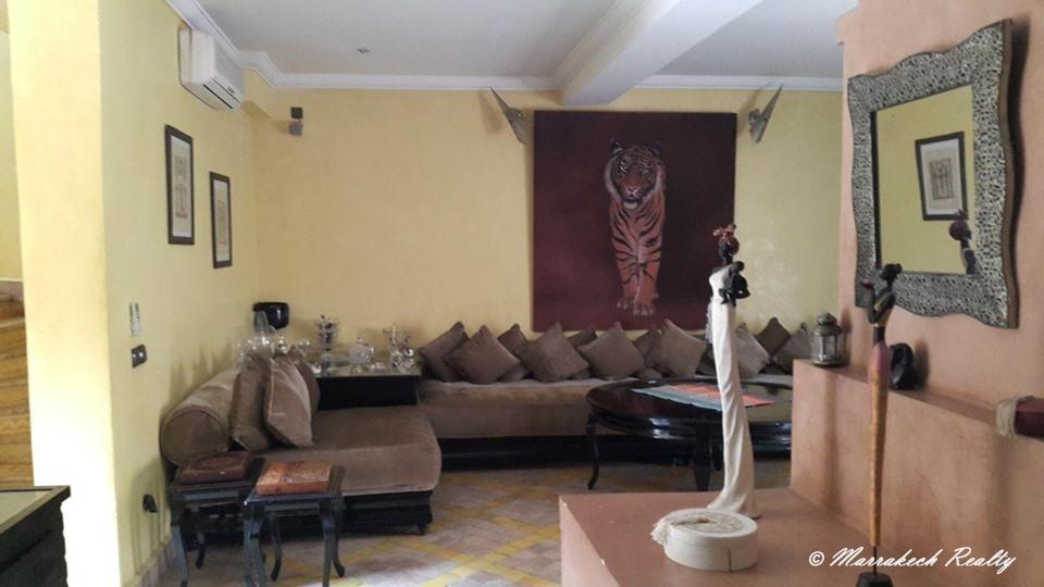 3 bedroom villa for rent long term in marrakesh