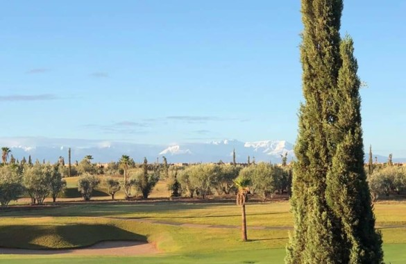 Villa for sale with exceptional view of the Atlas Mountains