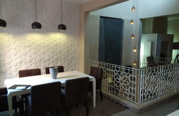 Sublime Riad contemporain de trois chambres