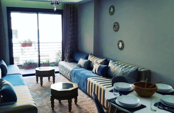 3 bedroom apartment for sale in downtown Marrakech