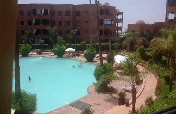 2 bedroom appartment for sale in Marrakech