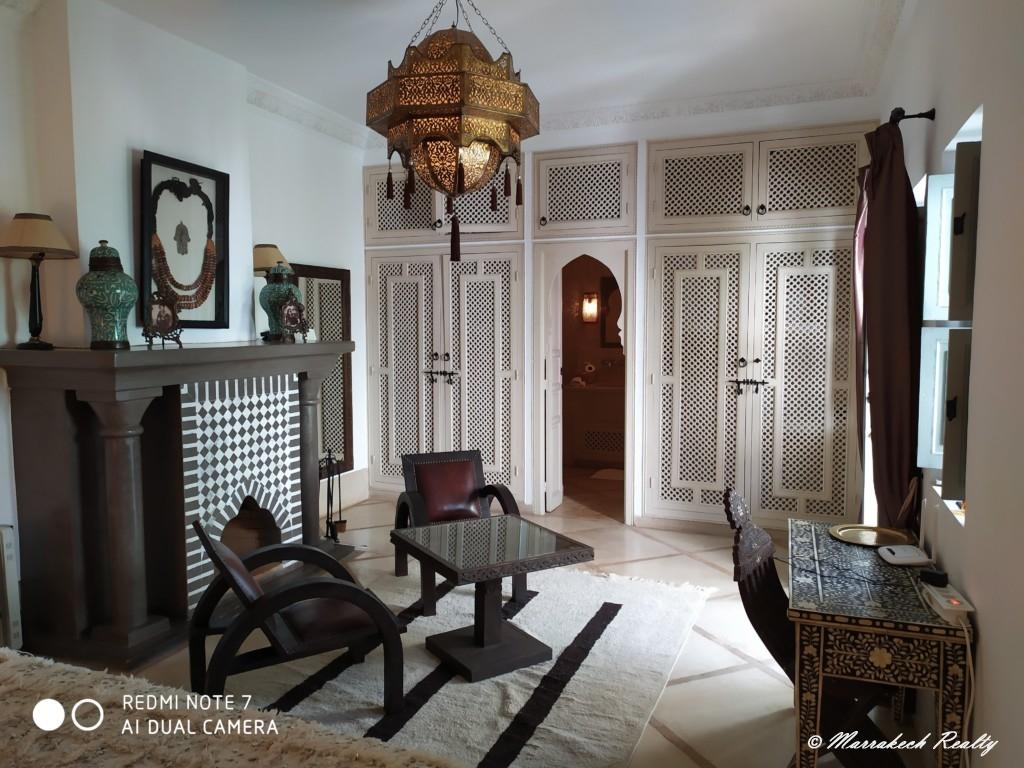 Charmant Riad de 3 chambres en Medina de Marrakech