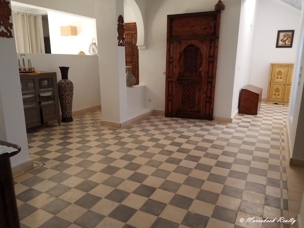 Charmante propriété de 8 chambres à vendre à Marrakech