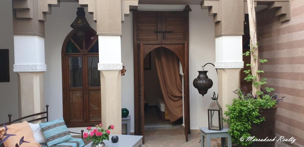 Charmant Riad de 5 chambres en Medina de Marrakech
