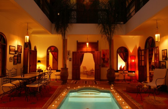 8 bedroom boutique-riad for sale in the Medina