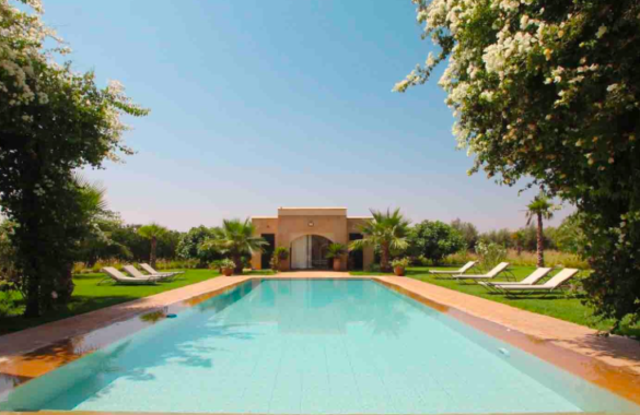Standout 7 bedroom villa with great views close to Marrakech hits the market