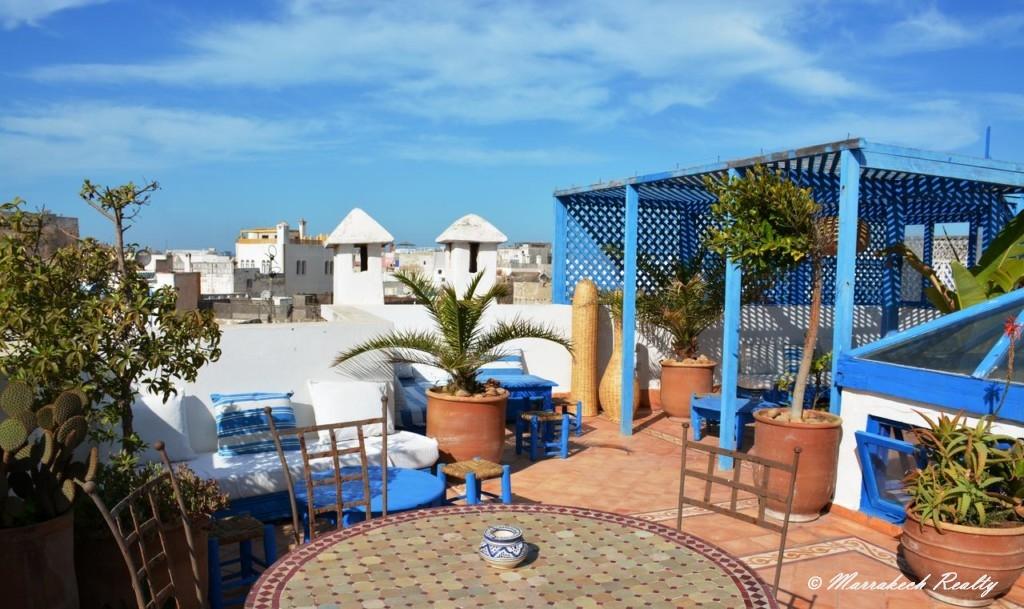 Riad de charme de 9 chambres à vendre à Essaouira