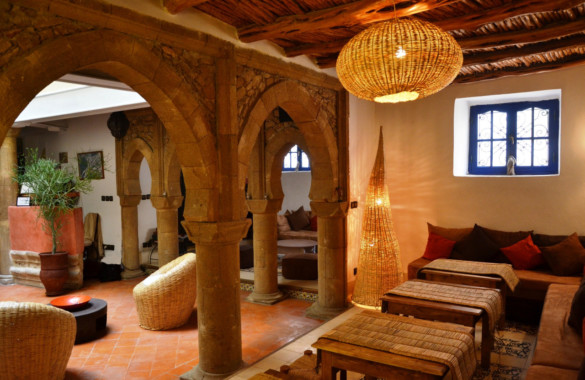 Charming Riad Hotel for sale in Essaouira