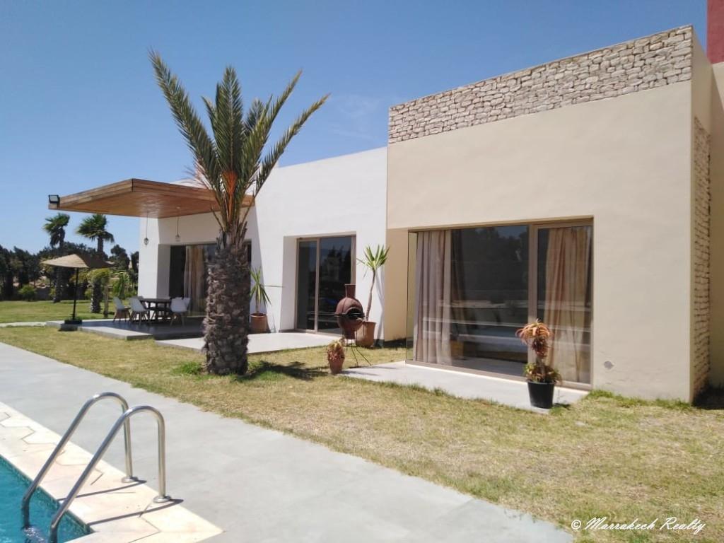 Magnifique villa contemporaine, haut standing, proche d'Essaouira