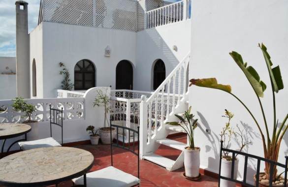 Opportunité à saisir !! Charmant riad alliant style traditionnel et contemporain