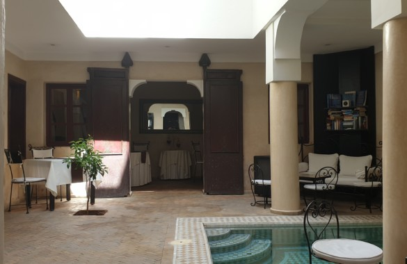 6 bedroom boutique-riad for sale in the Medina
