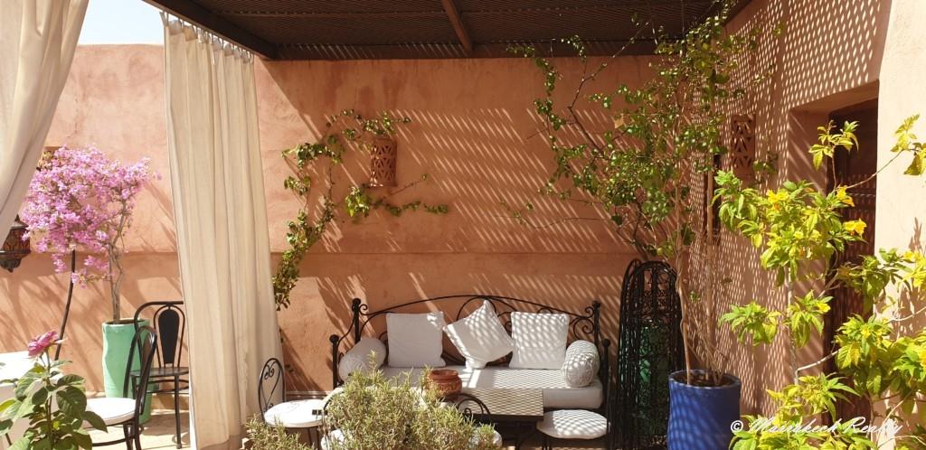 Riad maison d'hôtes de 6 chambres en Medina de Marrakech