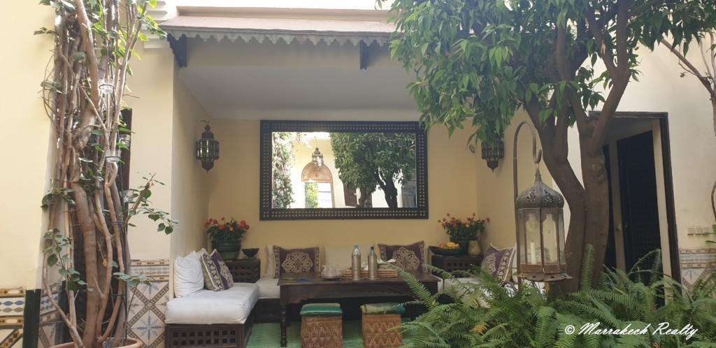 Elégant Riad de 5 chambres avec emplacement de premier ordre
