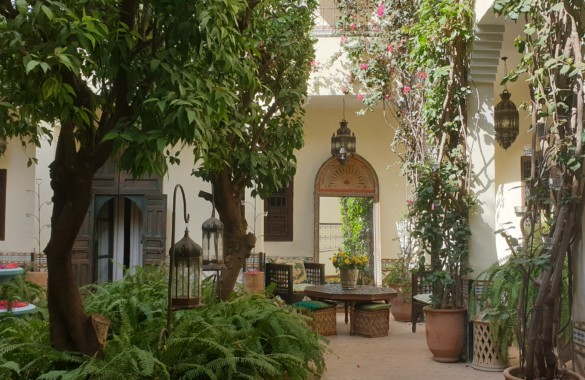 Elegant 5 bedroom Riad for sale with prime location