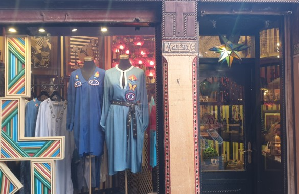 Shop with prime location in the Medina of Marrakech