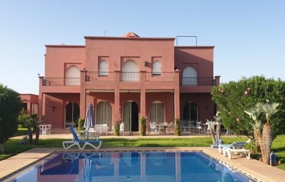 Belle propriété de 11 chambres à proximité de Marrakech