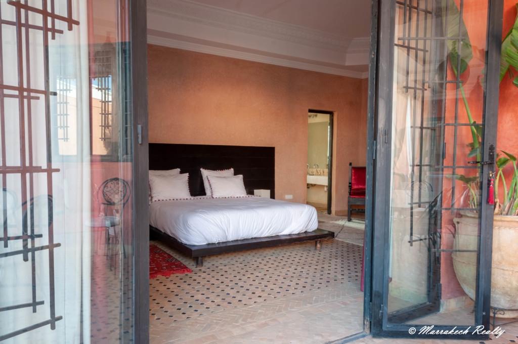 Belle villa de 6 chambres à vendre à 20 mn de Marrakech