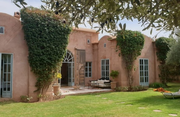 Charming villa of 3 bedroom for sale in Marrakech