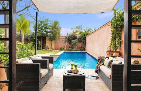 Beautiful modern 4 bedroom Ryad located in a golf area