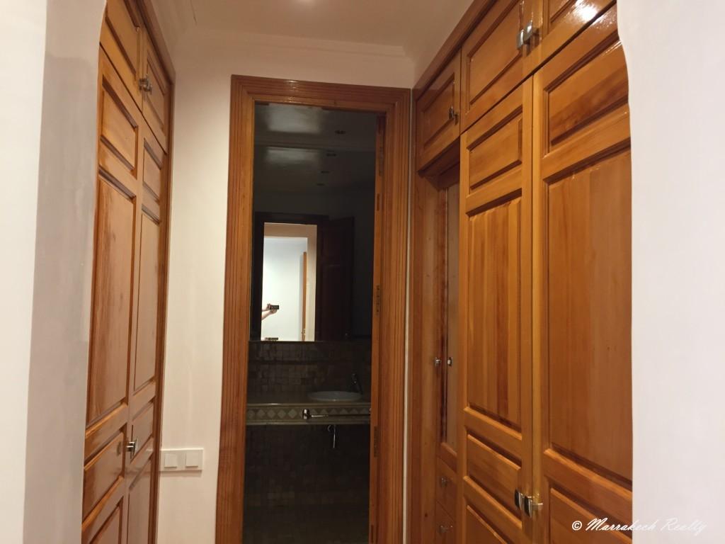 Bel appartement de 3 chambres dans la Palmeraie