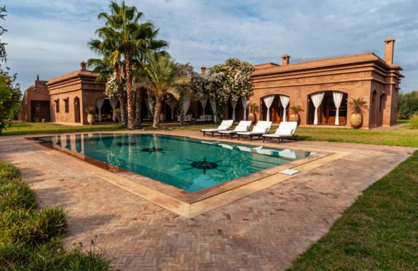 Belle villa de 3 chambres à vendre sur la route de l'ourika