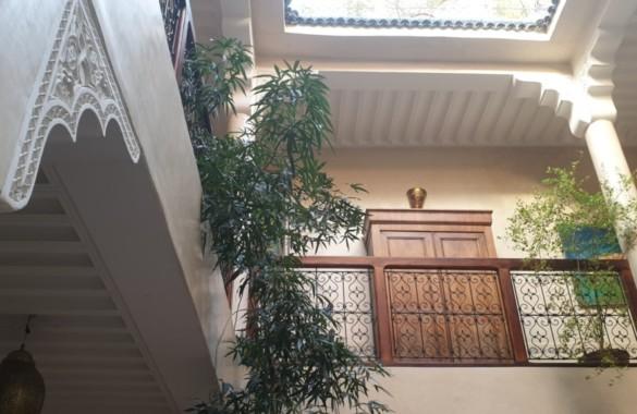 Riad de 4 chambres à vendre dans le quartier de la Kasbah