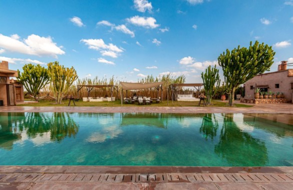 Superbe ecolodge à vendre à proximité de Marrakech