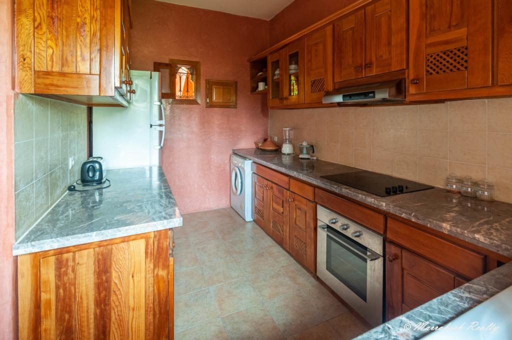 Villa Riad de 3 chambres à vendre dans un domaine sécurisé